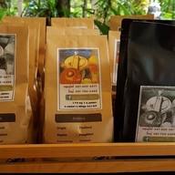 กาแฟในสวน บ้านพน