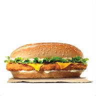 เมนูของร้าน Burger King เชียงใหม่ ประตูท่าแพ