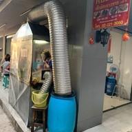 หน้าร้าน หอยทอดเท็กซัสเยาวราช