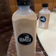 เมนูของร้าน HomTea ชา & กาแฟสด
