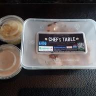 เมนูของร้าน Chef's table by Steve โอเอซิส