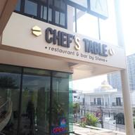 หน้าร้าน Chef's table by Steve โอเอซิส