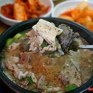 เมนูของร้าน Arai Soondae (아라이순대)