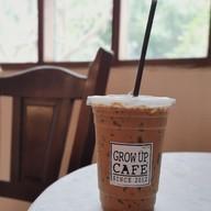 เมนูของร้าน Grow Up Café