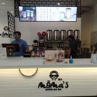 หน้าร้าน Moma's Bubble Tea Bar โลตัสชัยนาท