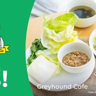 Greyhound café The Crystal