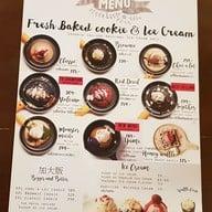 เมนู Creamery Boutique Ice Cream U-Center สามย่าน