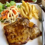 เมนูของร้าน 25 Monday cafe'