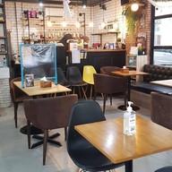 บรรยากาศ Block 37 Cafe