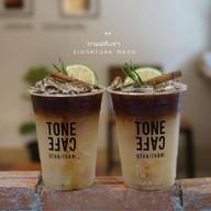เมนูของร้าน Tone Café