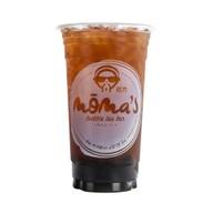 เมนูของร้าน Moma's Bubble Tea Bar ตลาดคลองสานพลาซ่า