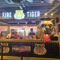 หน้าร้าน Fire Tiger by Seoulcial Club (เสือพ่นไฟ) Siam Square Soi 7