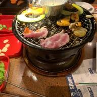 เมนูของร้าน Sukishi Korean Charcoal Grill เซ็นทรัลเฟสติวัล เชียงใหม่ ชั้น 5