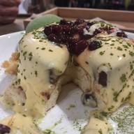 เมนูของร้าน Pancake Cafe CentralPlaza Pinklao