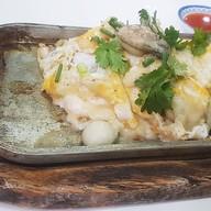 เมนูของร้าน ศิริวรรณ หอยทอด-ผัดไทย เมืองทองธานี