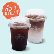เมนูของร้าน The Coffee Club Thonglor