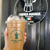เมนูของร้าน กาแฟสดหม้อต้ม Moka Mania เมืองทอง