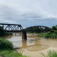 สะพานรถไฟประวัติศาสตร์หลังสวน