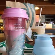 บรรยากาศ Starbucks นครชัยศรี