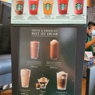 เมนู Starbucks นครชัยศรี