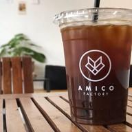 เมนูของร้าน AMICO Factory