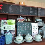 Inthanin Coffee ปั๊มบางจาก แม่สุวรรณี