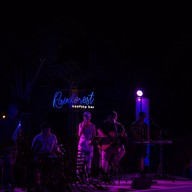 บรรยากาศ Rainforest Cafe Kanchanaburi