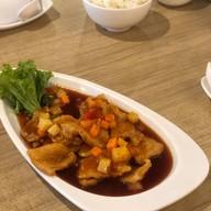 เมนูของร้าน Panda King Chinese Food สามย่าน