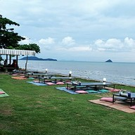 บรรยากาศ ทะเล เป็นใจ จันทบุรี