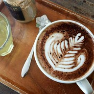 เมนูของร้าน Wood You like cafe