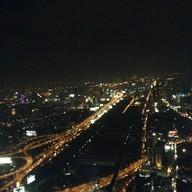 บรรยากาศ BANGKOK BALCONY Baiyoke Sky Hotel ชั้น 81
