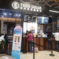 หน้าร้าน Tiger Sugar The Market Bangkok