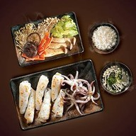 เมนูของร้าน Miyazaki Japanese Teppan Dining Central marina