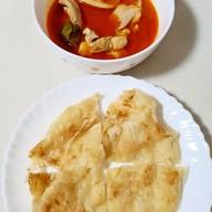 เมนูของร้าน Mama made Roti by Kahava Cafe ปั๊มบางจาก เย็นอากาศ
