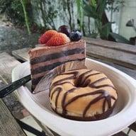Sugar Dish Homemade Cake