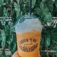 เมนูของร้าน Garden Cafe