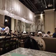 บรรยากาศ Audrey Cafe Glamour Central Embassy
