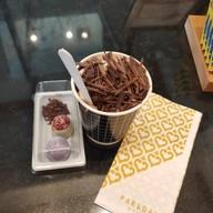 เมนูของร้าน PARADAi Crafted Chocolate & Cafe ถ.ตะนาว