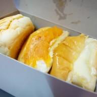 ขนมปังกรอบนอกนุ่มใน