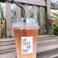 เมนูของร้าน UD COFFEE BAR