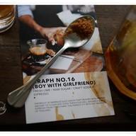 เมนูของร้าน GRAPH CAFE กลางเวียง-เมืองเก่า(คูเมืองชั้นใน)