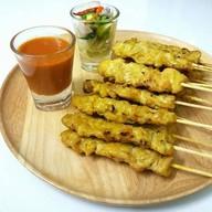 เมนูของร้าน อาหารตามสั่ง Steak indy × Satay masala ลาดพร้าว 87
