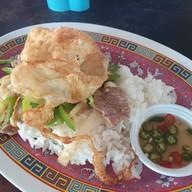 เมนูของร้าน ผัดไทยปากบาง (สูตรเดิม)