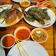 เมนูของร้าน 102 เมี่ยงปลาเผา& มหาอร่อย หมูกะทะ ทะเลปิ้งย่าง