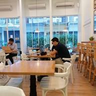 บรรยากาศ Printa Cafe สีลม