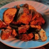 ข้าวนึ่ง-ไก่ทอดเที่ยงคืน