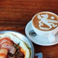 เมนูของร้าน BAROFFEE CAFÉ