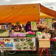 ร้านป้าจอยส้มตำ @ ตลาดโต้รุ่งชลบุรี