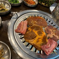 เมนูของร้าน Myeong Ga
