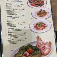 ข้าวต้มเตาถ่าน ห้องอาหารสกายไฮ (砂界海) The Sense ปิ่นเกล้า